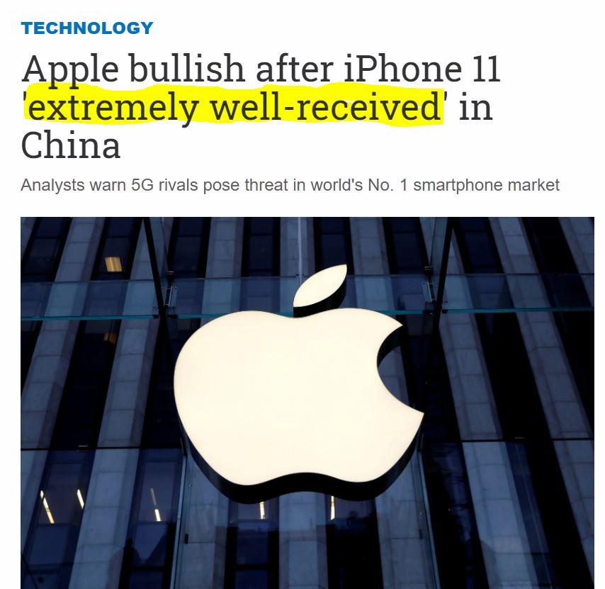 akcie apple