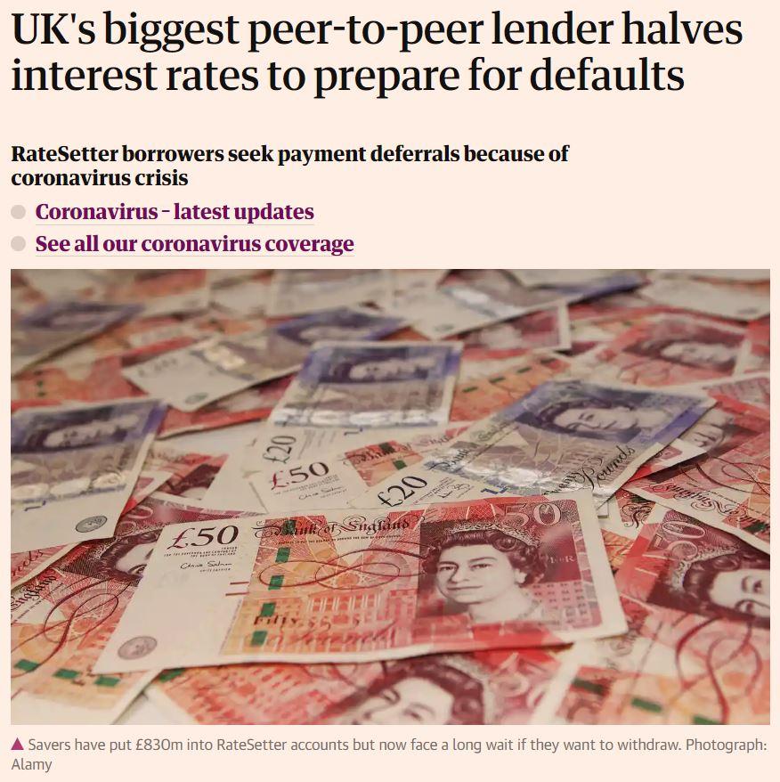 UK peer-to-peer