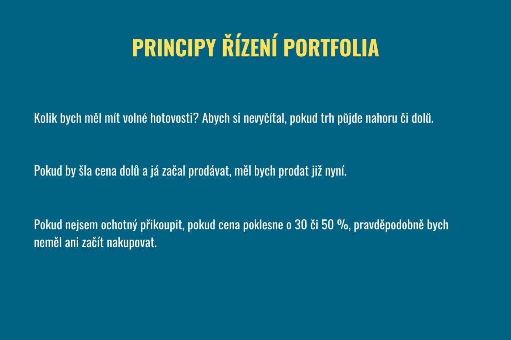 principy investování 2021